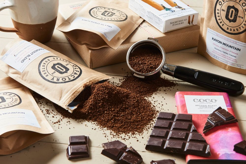 3 month Coffee Lovers Letter Box Hamper subscription