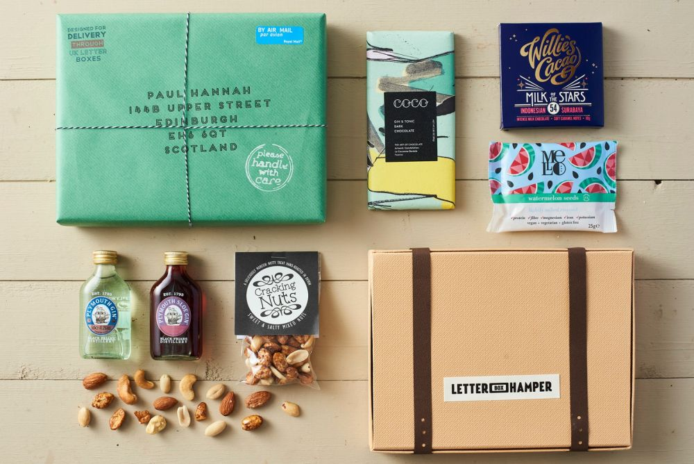 3 month Gin, Vodka & Whisky Letter Box Hamper subscription