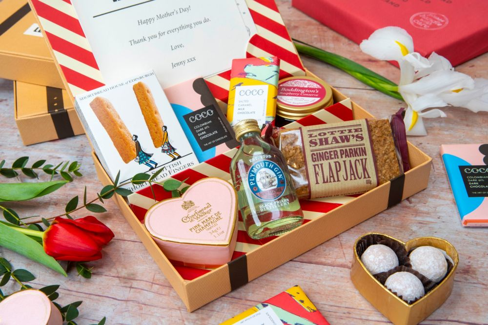 Mother's Day edition Letter Box Hamper